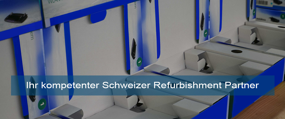 Ihr kompetenter Schweizer Refurbishment Partner